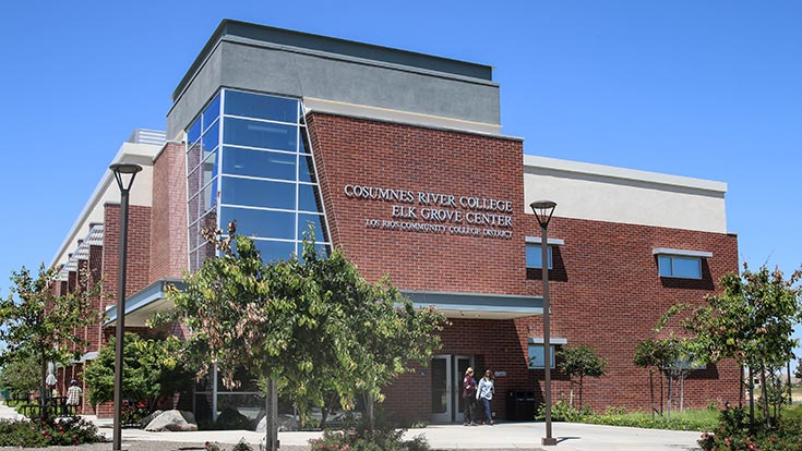 Elk Grove Center Library Services